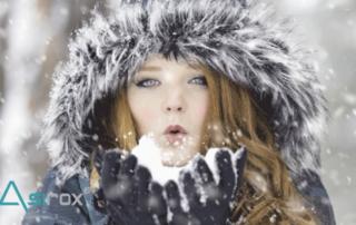 Consejos para proteger la piel del frío.